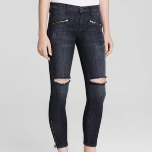 Current/ Elliot Sz 25 Soho Caliber Destroy Jeans